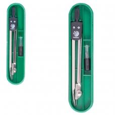 Готовальня 2 предмета, пластиковый пенал, НЧ2-20-20