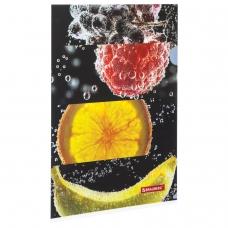 Папка-уголок BRAUBERG 'Fresh zone', А4, 150 мкм, цветная печать, 228035